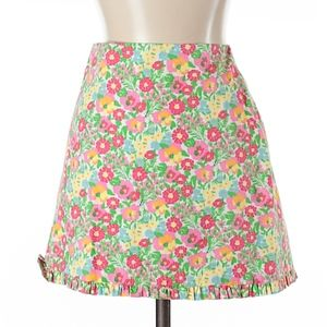 Like new Lilly pulitzer size 4 skirt